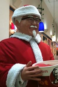 クリスマスオプション搭載カーネル